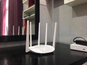 bộ phát wifi totolink a810r
