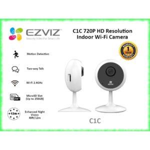 camera wifi C1C 1080p