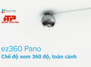 camera wifi 360 độ